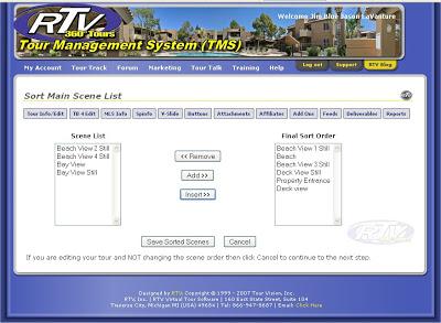 New Rtv Image Scene Sorter Launched Rtv Inc