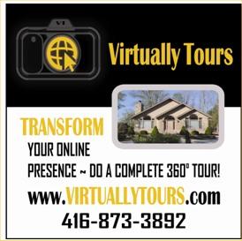 Caledon Virtual Tours1 Rtv Inc