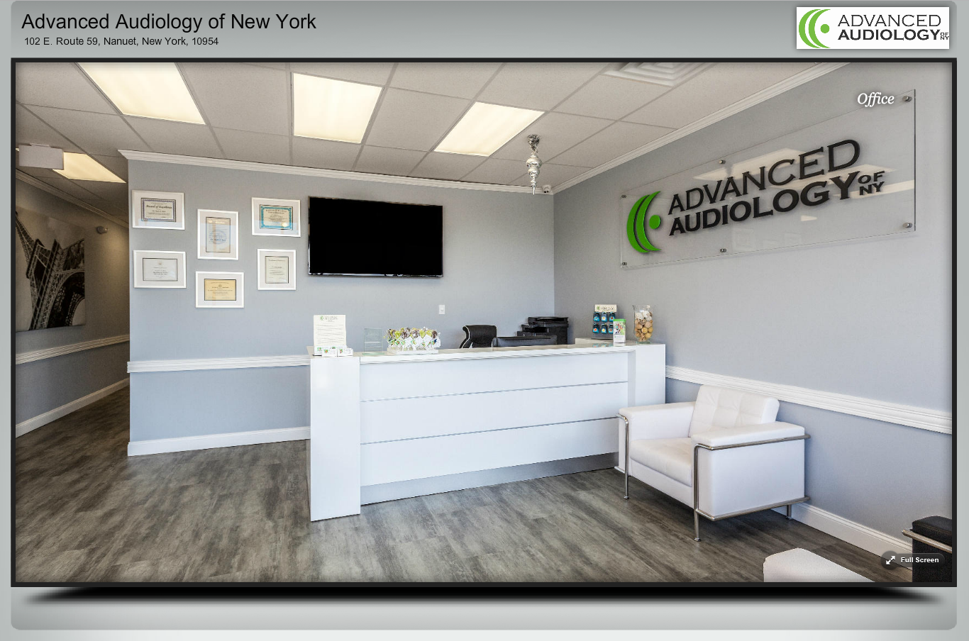 Health Care Virtual Tour