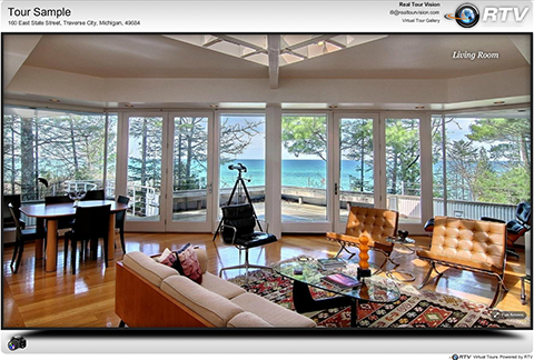Virtual Tour Software Example