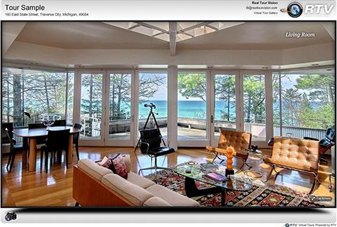 Virtual Tour Software Example