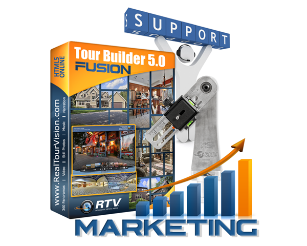 XS Virtual Tour Software Bundle