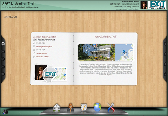 how to create virtual tour for website