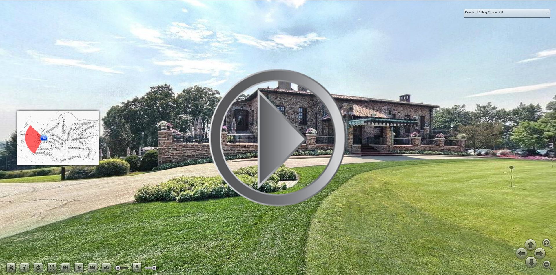 Golf course photography golf course virtual tours rtv inc for Free virtual home tours online