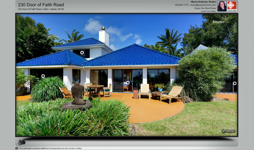 Virtual Tour Photography
