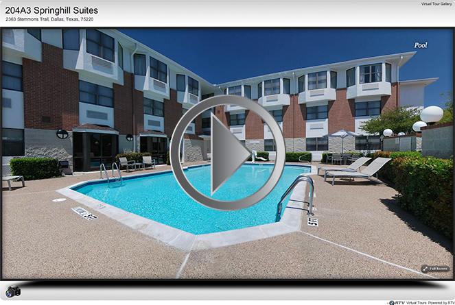 Hotel Virtual Tour Example
