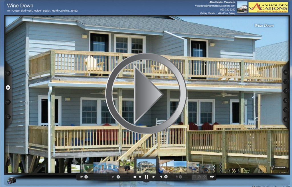 Create virtual tours make your own virtual tour with rtv for Make a virtual house