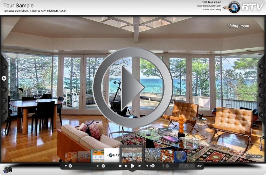 virtual house tour rtv inc