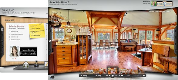Vaction Rental Virtual Tours