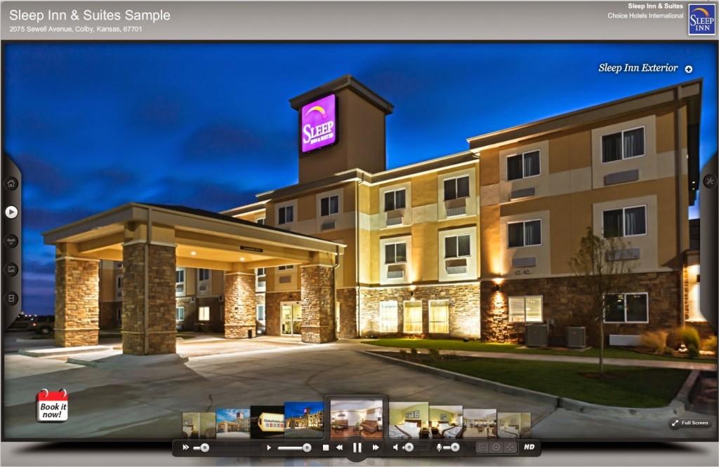 Add Stunning Night Shots To Virtual Tours Rtv Inc