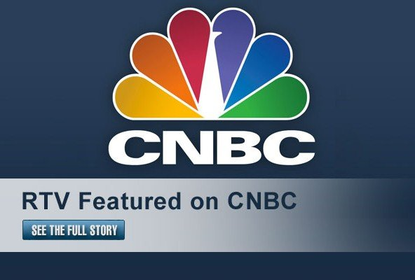 Featured on CNBC