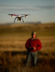 Drone virtual tour