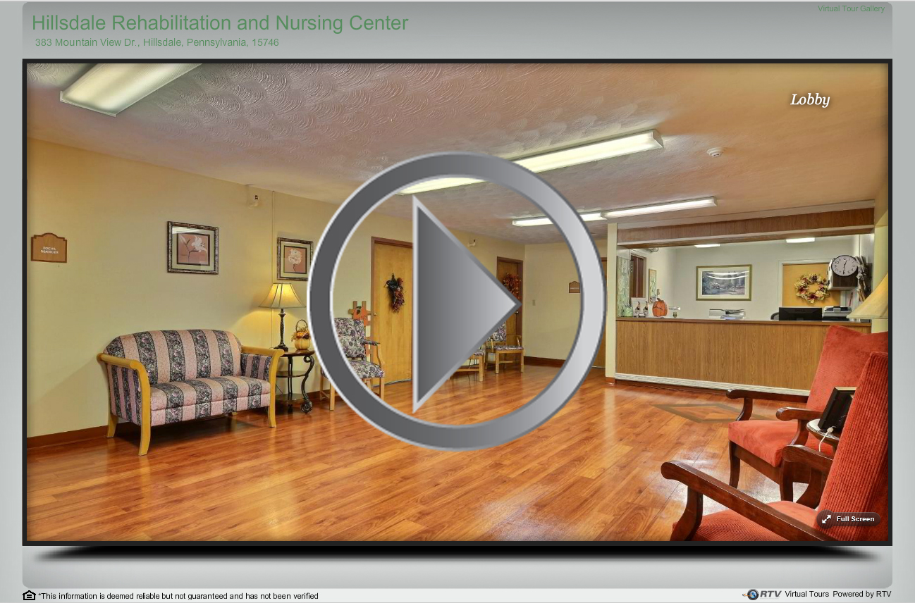 Professional Rehab Photography & Virtual Tours