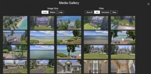 virtual tour gallery
