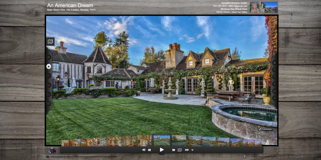 Stand Out With this Virtual Tour