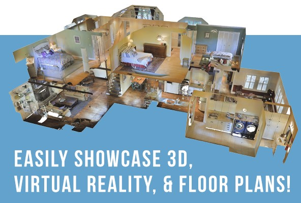 Virtual Tour Software | Real Tour Vision ®