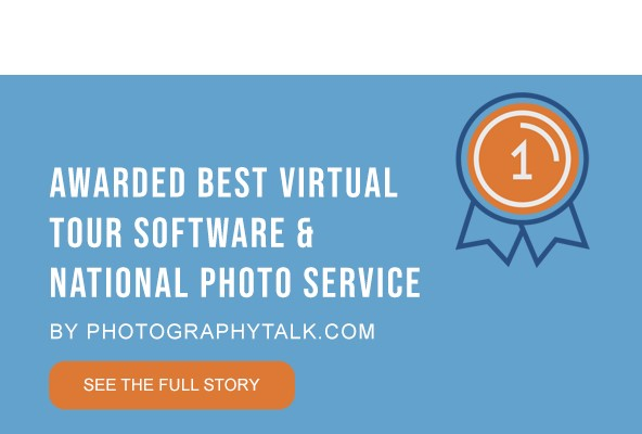 Best Virtual Tour Software and National Real Estate Photography Services. Welcome to Real Tour Vison.
