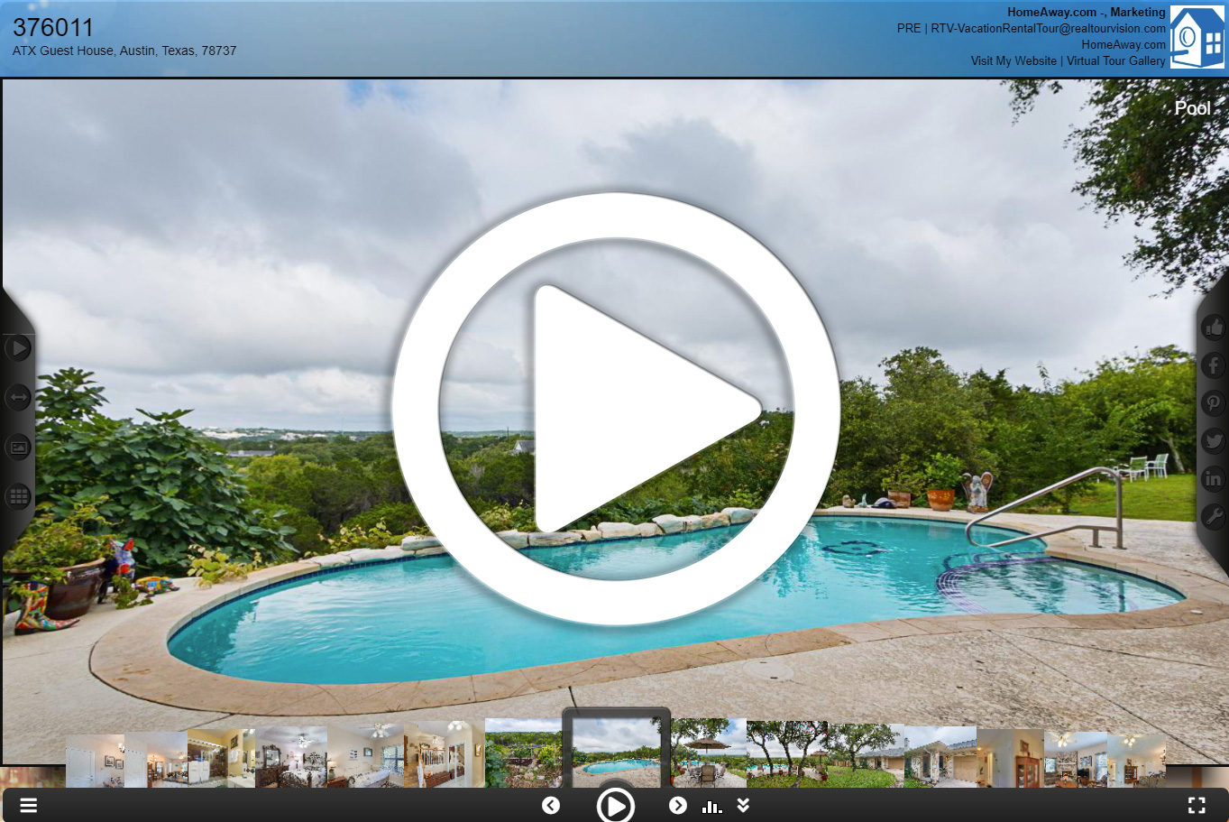 Professional Vacation Rental Photography